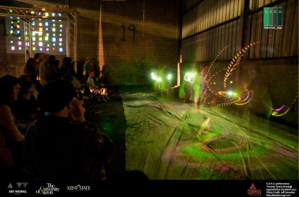 S.A.R.A. @ ingenuityfest Cleveland – 10/2012